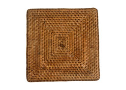 square Rattan Tablemats