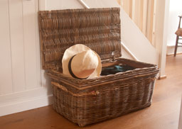 storage baskets for spring cleaning