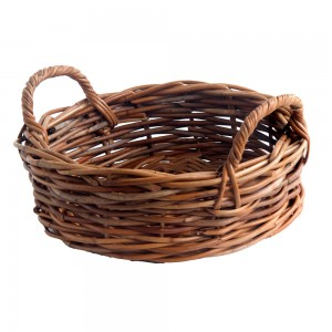 Round Bread or Fruit Basket