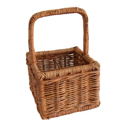 4 Bottle Wine Basket