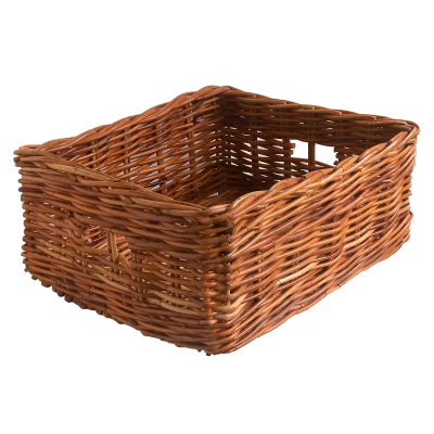 Rattan Storage Baskets in 2 sizes