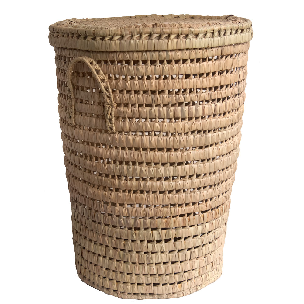 Palm Laundry Basket