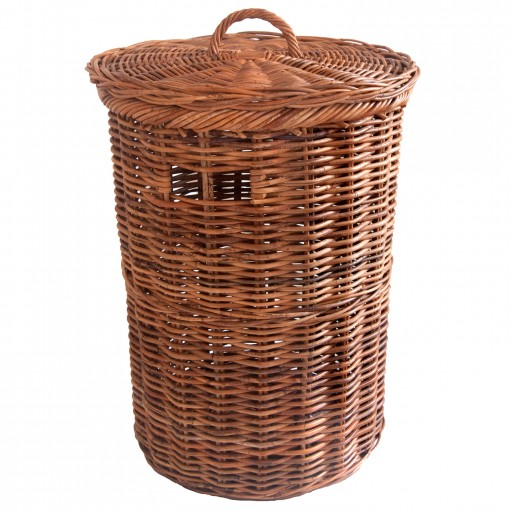 Classic Wicker Laundry Basket