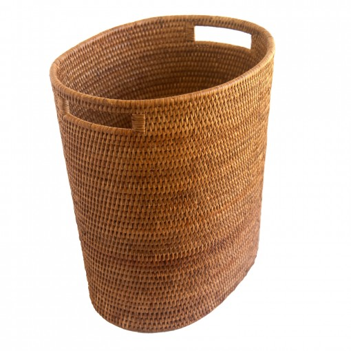 wastepaper basket - metal liner