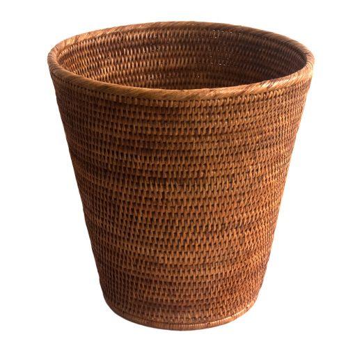 Fine Round Wastepaper Basket