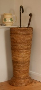 Umbrella basket from Kosmopolitan