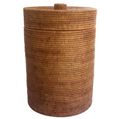 linen basket from Burma
