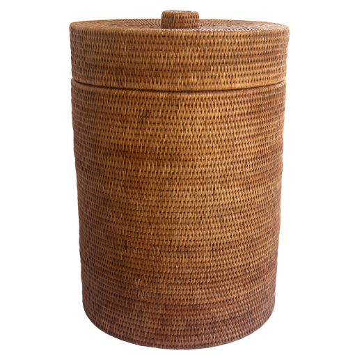 Fine Round Laundry Basket