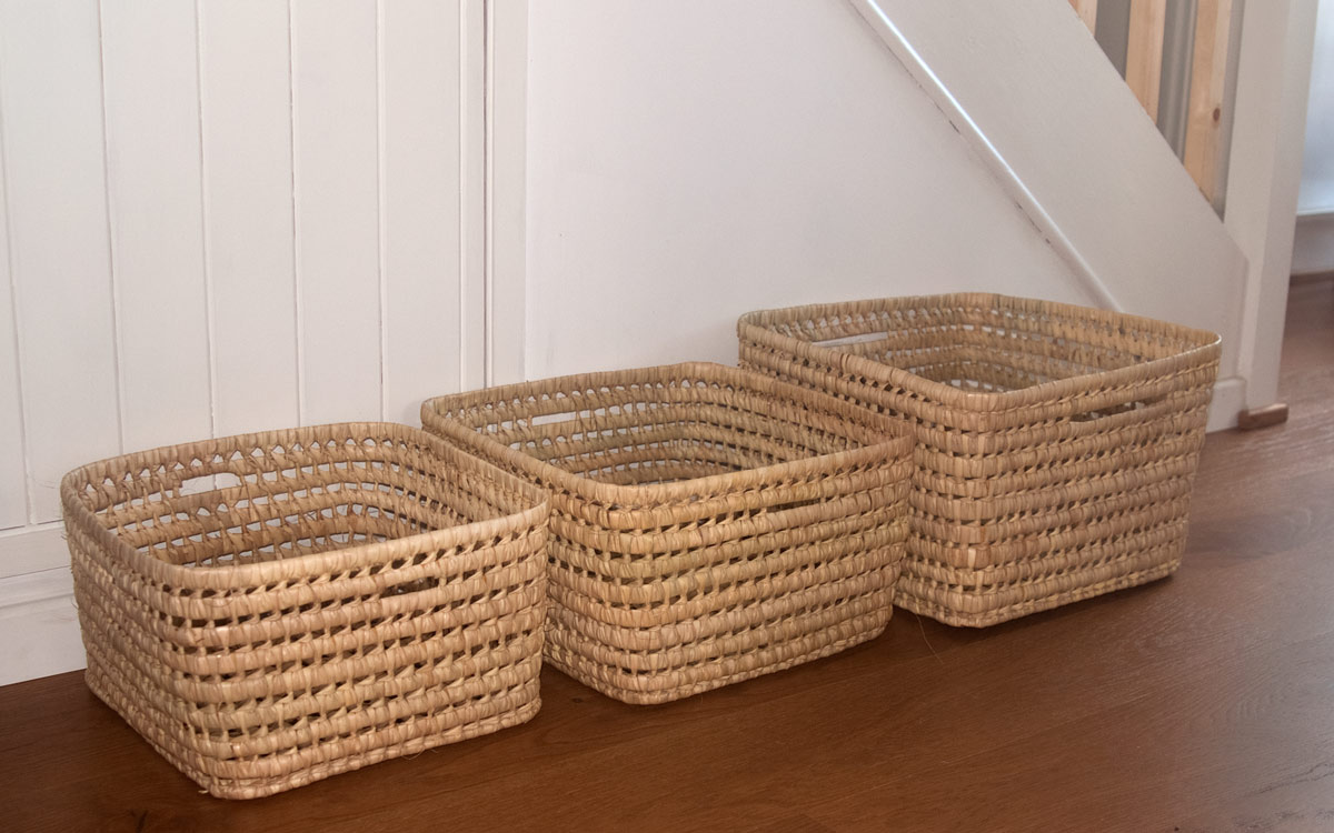 Wicker Baskets From Kosmopolitan