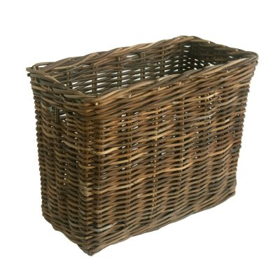 Small Tall Narrow Storage Basket