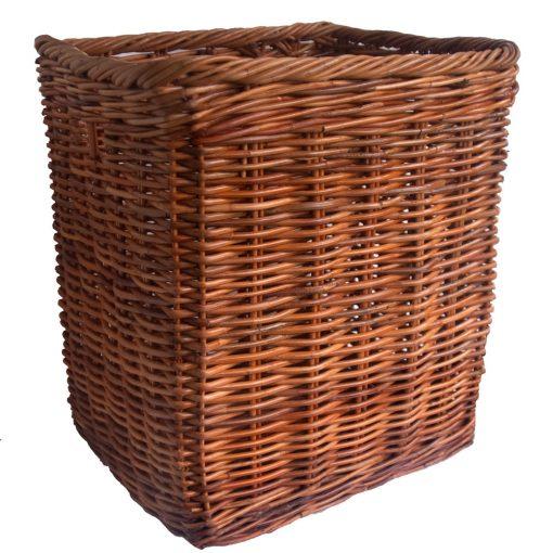 Tall Oblong Log Basket in 2 Sizes