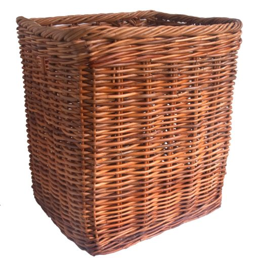 Tall Oblong Log Basket in 2 Sizes