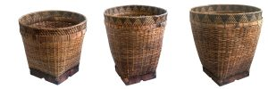 Bamboo Storage Baskets