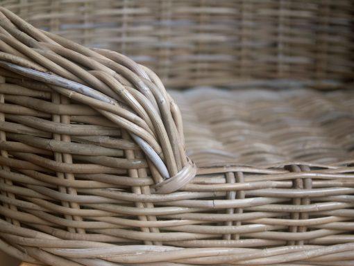 Oval Dog Basket