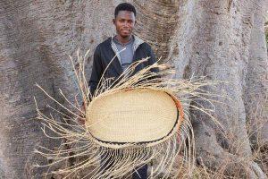 Moses Basket Weaver