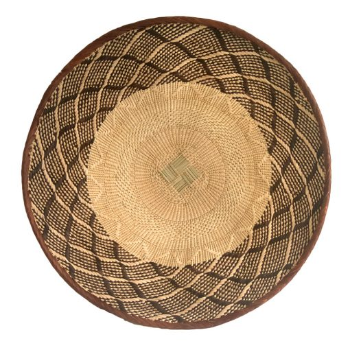 Large Wall Basket from Zimbabwe