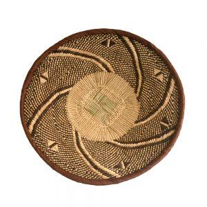 Small Wall Basket from Zimbabwe