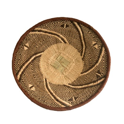 Small Wall Basket from Zimbabwe
