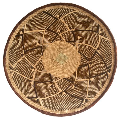 Extra-Large Wall Basket from Zimbabwe