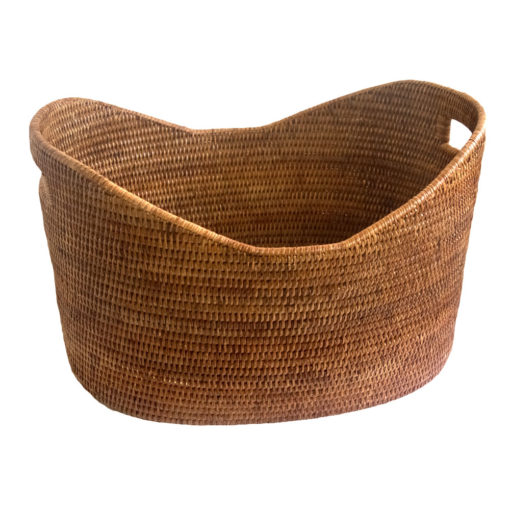 Fine Oval Storage Baskets from Myanmar