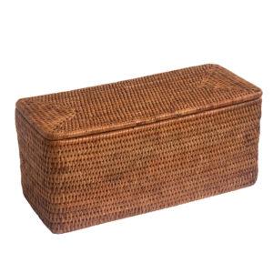 Lidded Storage Box from Myanmar