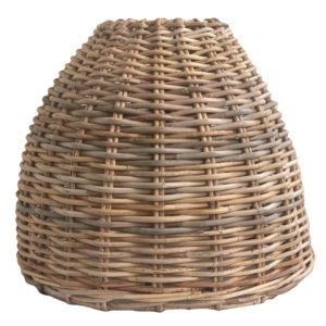 Large Cone Shaped Pendant Lampshade