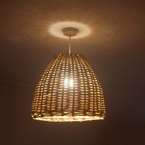 Cone Shaped Ceiling Lampshade
