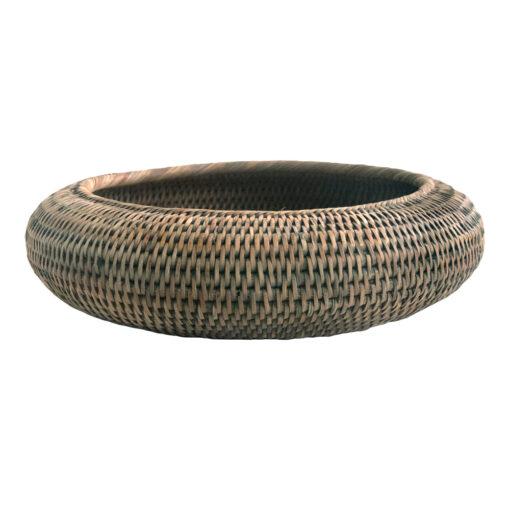 Fine Grey Round Shaped Bowl