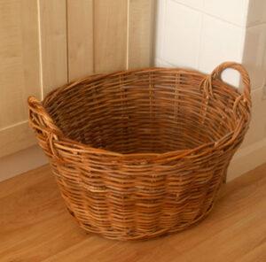 Rattan Laundry Baskets